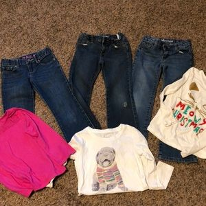 Lot of girls size 6. All for $12